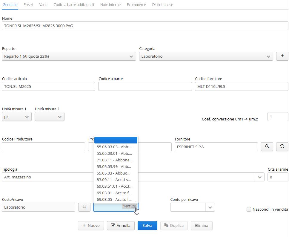 Gestione Magazzino - ImpresaCloud - Gestisci la tua azienda online ... be8651bc538